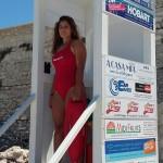 Spiaggia La Salata: salvataggio in mare di tre bambine