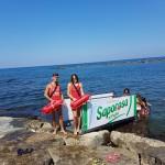 Salvataggio in mare a Salsello