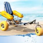 Associazione Baywatch: sulle spiagge anche una sedia JOB per i disabili