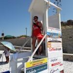 Seconda Spiaggia, malore per un giovane polacco. Interviene un bagnino della Baywatch