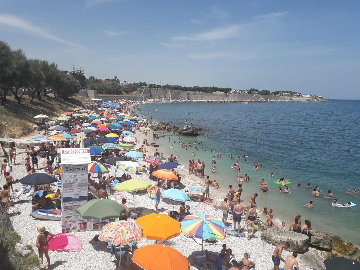 Baywatch-spiaggia